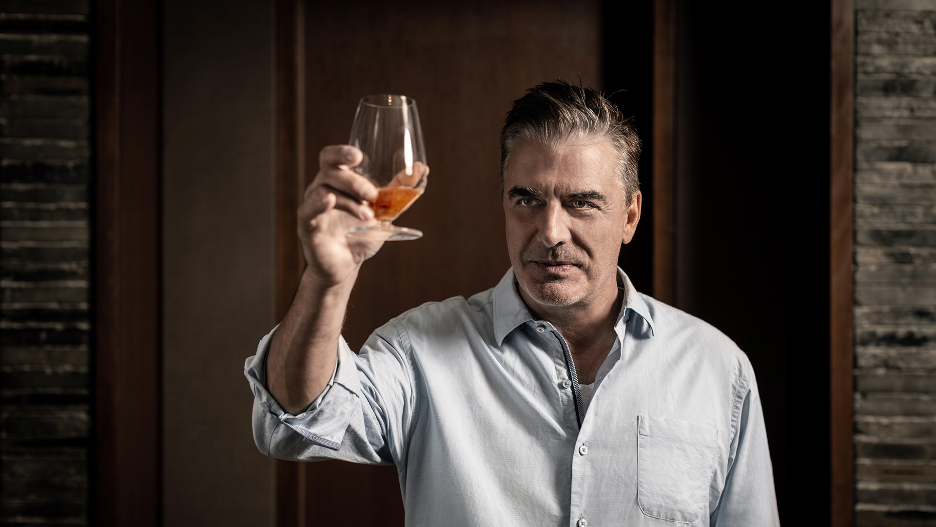 Ambhar Tequila Chris Noth slide 6