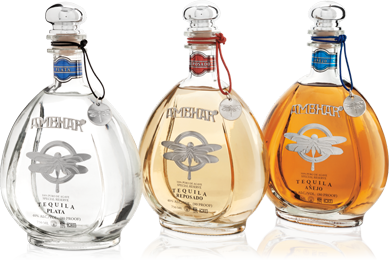 Plata, Reposado and Añejo Tequilas